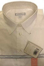 Lady Hathaway Button Down Shirt Women's  3/4 Sleeve (While, S/P) - $19.99