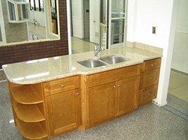 Hazelnut Shaker Collection Monda 10x10 kitchen cabinets - $3,600.00