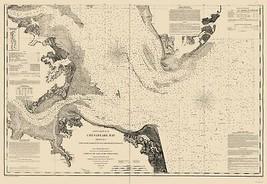 Chesapeake Bay York River - Williams 1863 - 23.00 x 33.46 - $36.58+
