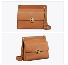 TORY BURCH Chelsea Flap Shoulder Bag 48730 with Free Gift & Free Shipping image 14