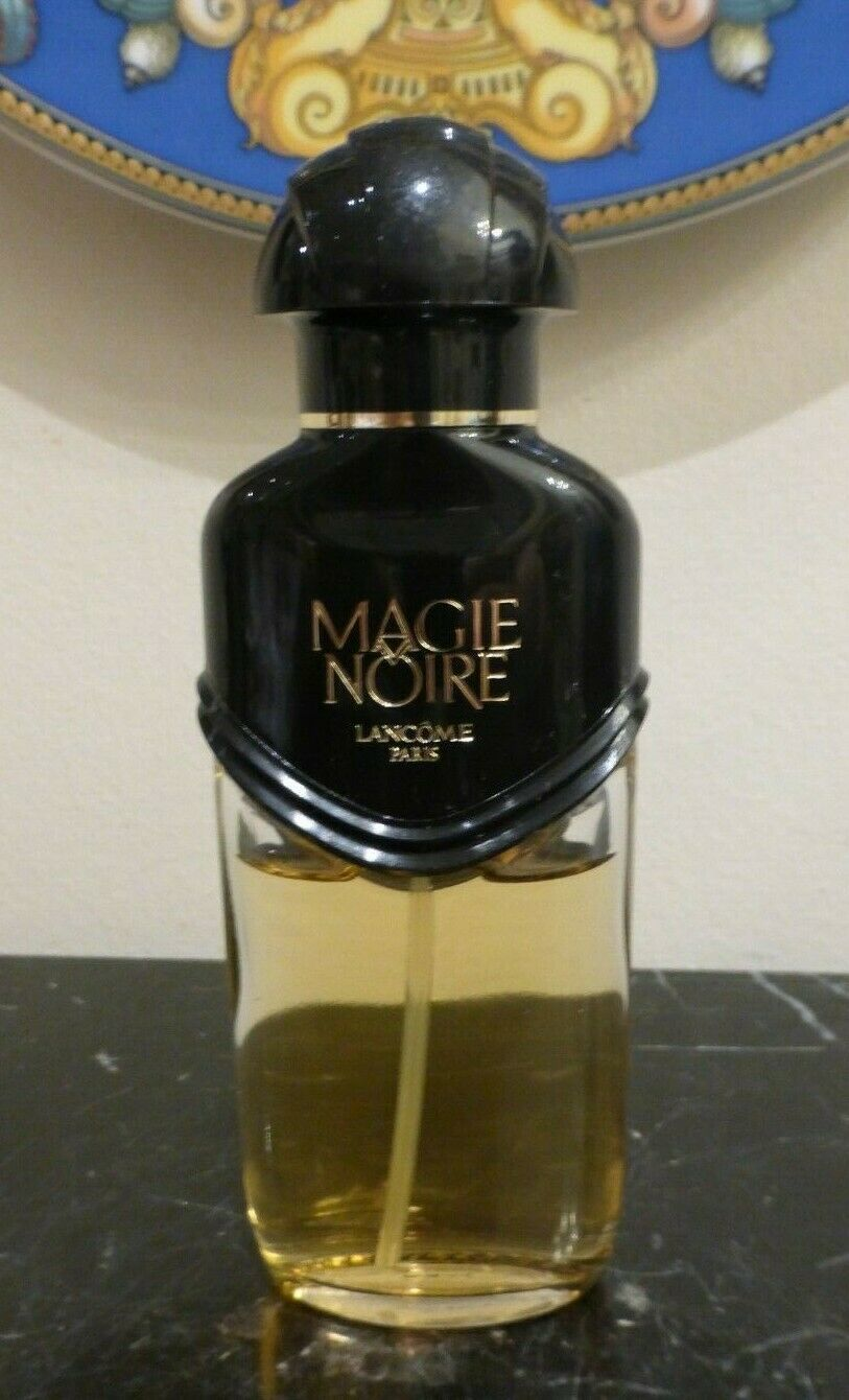 Primary image for Vintage Lancome Magie Noire Eau De Toilette Spray 1.7 Fl Oz