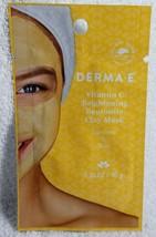Derma-E Vitamin C Brightening Bentonite CLAY MASK Turmeric Kale .35 oz/1... - $142,51 MXN