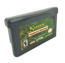 Shrek Swamp Kart Speedway GBA Game (Nintendo GameBoy Advance, 2002) Tested - $3.46