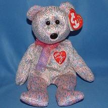 (USA Warehouse) Ty Beanie Baby 2001 Signature Teddy - MWMT **ITEM#NO: 43... - $18.00