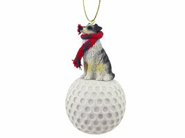 Australian Shepherd Blue golf Ornament - $17.99
