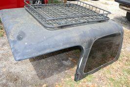 **NO SHIPPING** 86-95 Jeep Wrangler YJ Removable HardTop W/ Free L&R Half Doors image 5