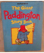 The Giant Paddington Story Book by Michael Bond 1989 Children's Paddingt... - $14.82