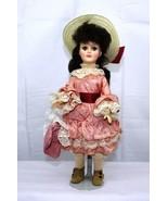 "13"" Porcelain Doll ~ No Name ~ No Papers ~ Needs a Home! - $9.11"