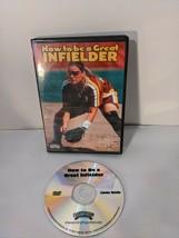 How to be a Great Infielder DVD Softball Linda Wells Arizona State 2003 - $11.29