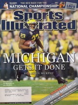 Sports Illustrated Magazine, December 1 2003, Michigan Gets It Done - $0.99