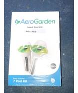 AeroGarden Assorted Italian Herb Seed Pod Kit 7-pod Italian Herbs---H6 - $14.52