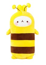 Seyoung Fluffy Stuffed Cute Honey Bee Figurine Animal Soft Mochi Plush Toy image 1