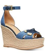 MICHAEL Michael Kors Ripley Wedge Sandals Size 8.5 - $98.99