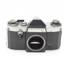 Zeiss Ikon VEB Pentaflex SL Camera Body 35mm Film SLR c. 1968-70 - $29.70