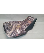 Yamaha KODIAK 700 SEAT COVER 2016 - 2020 in 2-tone CONCEAL & BLACK front  - $29.95