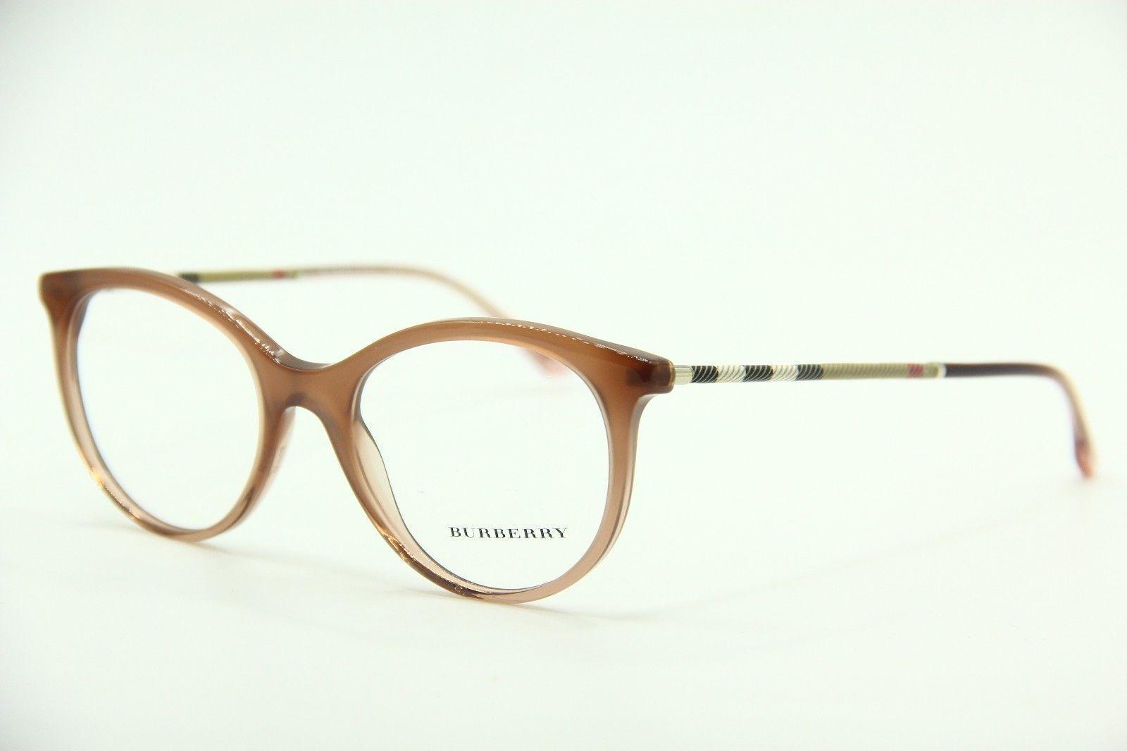 3549b408e0f2 New Burberry B 2244-Q 3173 Brown Eyeglasses and 50 similar items. S l1600