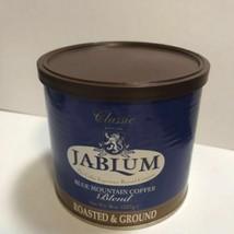 Jablum Blue Mountain Tin Blend Coffee- Roasted and Ground 8oz - $39.60