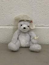 Beanie Baby Babies Bride the Bear 1.5 TY 2002 - $1.50