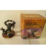 "Harry Potter ""The Troll Battle Master Piece Figurine"" By Enesco. 836249 - $31.68"