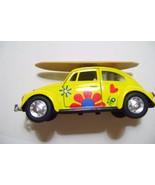 Kinsmart Volkswagon Classic Beach Beetle with Surfboard - $16.00