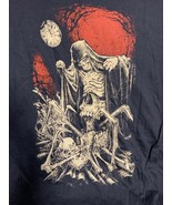 Masque of the Red Death Men's (XXL) T-shirt by Godmachine Lootfright Exc... - $18.95