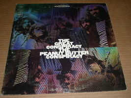 The Peanut Butter Conspiracy The Great Conspiracy Record Album Vinyl Col... - $45.99