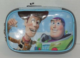 Nintendo DS Carrying Case Blue with picture of Buzz Light Year & Woody O... - $9.50