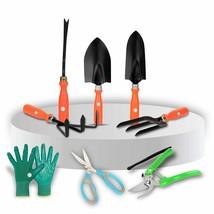 Gardening Tools Set Top Heavy Duty Garden Tool Set with Non- Slip Handle... - £28.07 GBP+