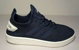 Adidas Size 6 COURT ADAPT Blue Athletic Sneakers New Womens Shoes - $88.11