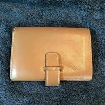 2001 Hermes Margiela period wallet Jura vintage 90s E engraved - $386.01