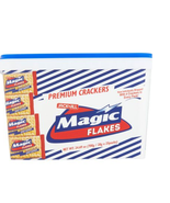 Jack' n Jill Magic Flakes 25 Packs Crackers Combo 25 Pack, 700 g (28g x ... - $22.76+