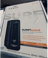 Arris Surfboard 16x4 Cable Modem Router  - $89.10