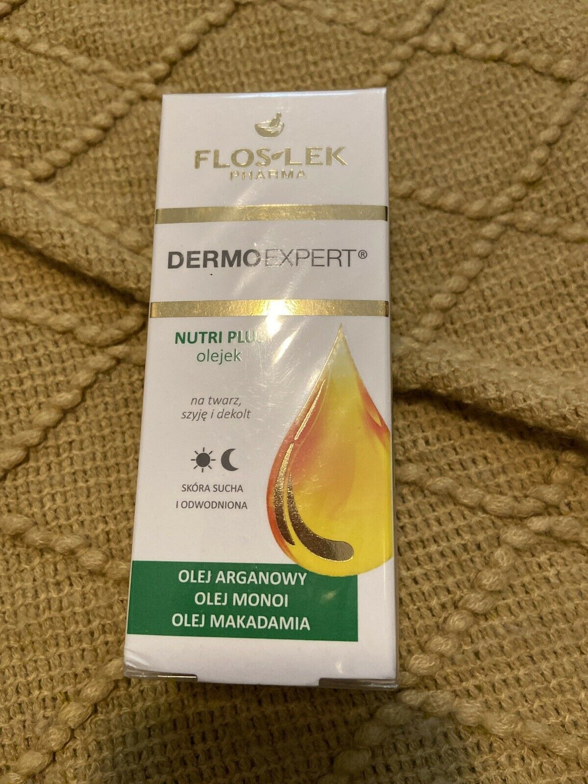 Primary image for Flos-Lek Dermo ExpertNatural oil Face Serums (Nutri Plus Oil)