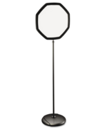 """MasterVision Floor Stand Sign Holder 16x16x66"""" Dry Erase Magnetic BVCSIG... - $56.90"""
