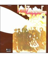 Led Zeppelin II [Remaster] by Led Zeppelin (CD, May-1994, Atlantic (Label)) - $17.77