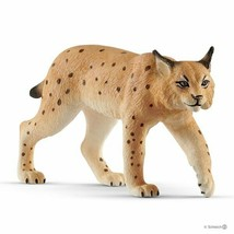 # 14822  Lynx  wild cat  Sweet strong Schleich Anywheres a Playground <> - $8.79