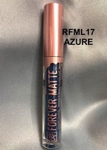 RK BY RUBY KISSES FOREVER MATTE LIQUID LIPSTICK 'RFML17 AZURE'