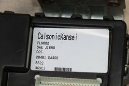 2005 Nissan Xterra 4x2 ECU ECM Computer BCM Ignition Switch W/ Key MEC35-612-A1 image 3