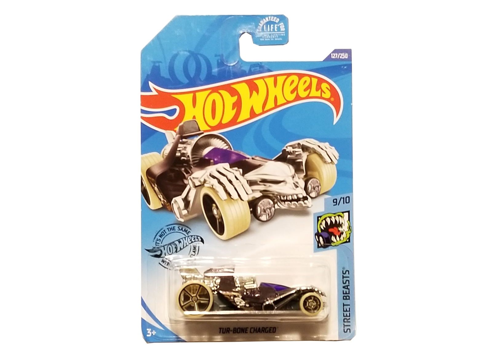 Hot wheels tur bone charged street beasts