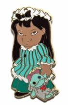 Lilo Cast Disney Pin 72494 WDI Member in Costume Haunted Mansion LE 300 # - $211.56