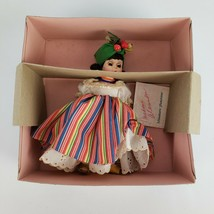 "Madame Alexander Miniature Showcase Doll 547 Brazil 8"" - $15.42"