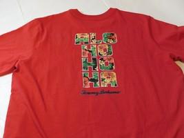 Tommy Bahama Mens Short Sleeve T Shirt S Small Alo ho Ha TEE 15069 Red NWT - $29.38
