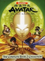 Avatar: The Last Airbender - The Complete Book Two Collection - $17.29