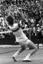 John McEnroe Winning Wimbledon Tennis 1981 18x24 Poster - $23.99