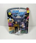 Playmates Toys Star Trek the Next Generation - Lieutenant Barclay Action... - $29.65
