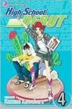 Used High School Debut Vol 4 English Manga - $5.99