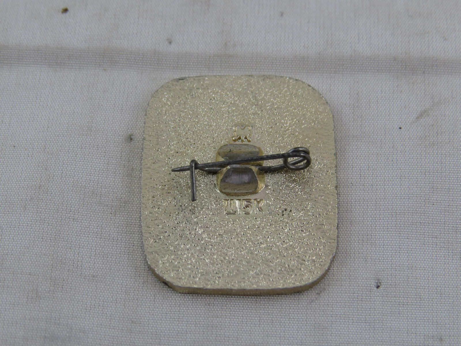 Vintage Hockey Pin - 1973 World Hockey Championships Moscow - Metal Pin