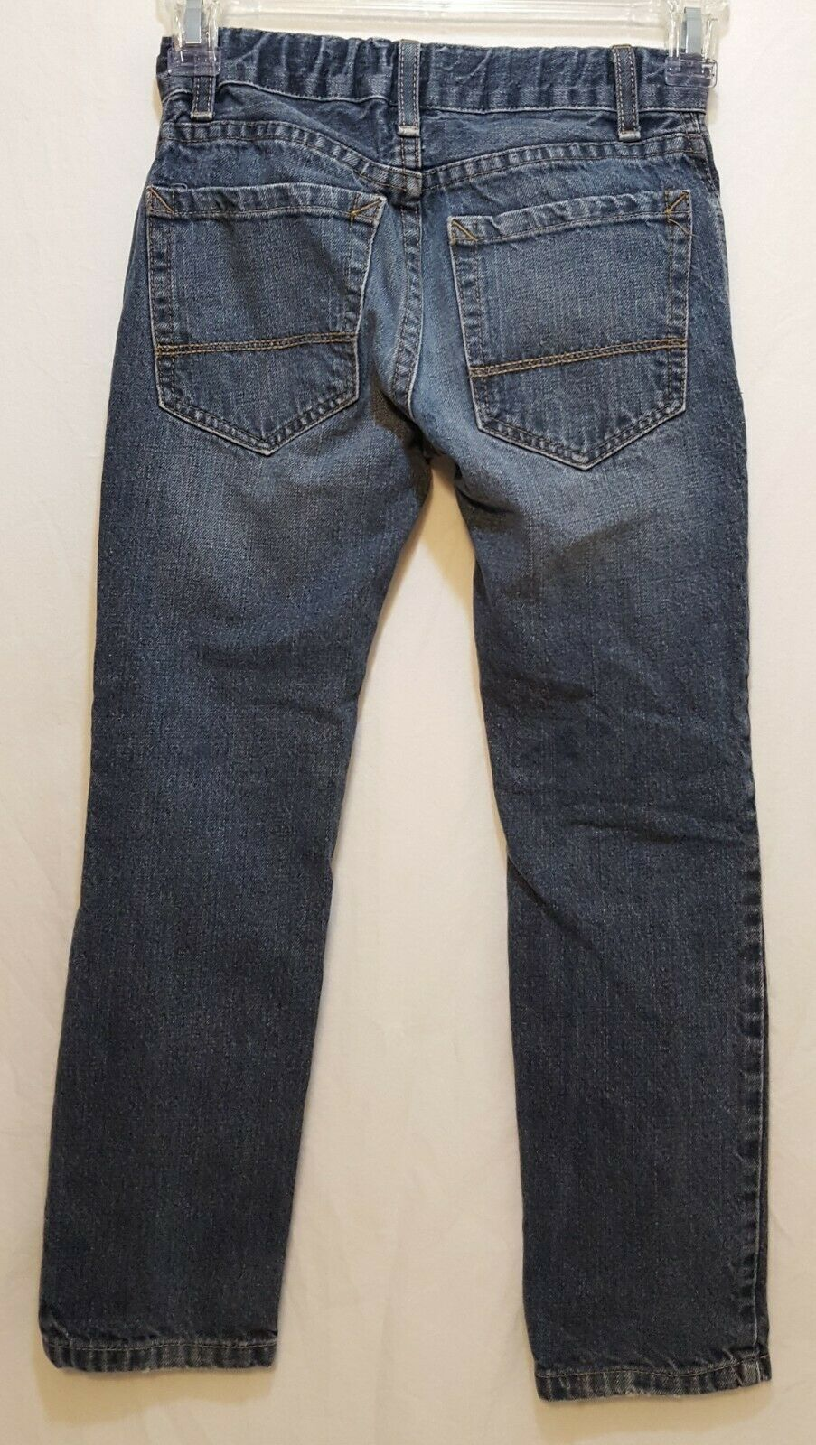 Blue Jeans Denim Boys Size 8 Slim Straight Falls Creek image 11