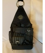 Tote-Ally Cool Amm's Original On The Go Craft Bag Scrapbooking Canvas Black - $53.93