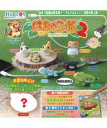 Hugcot Hachucot Reptiles Vol. 2 Cable Holder Figure Collection - $15.99+